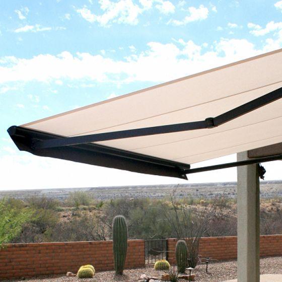 motorized retractable outdoor patio