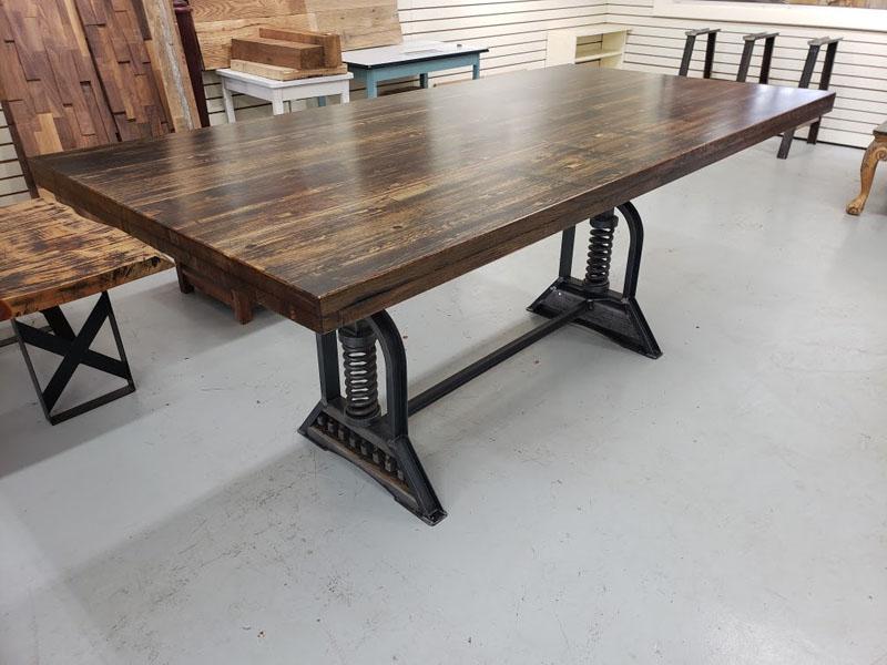 Custom Cargo Table 2