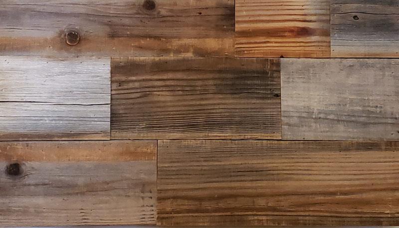 Wall Cladding 10 Redwood