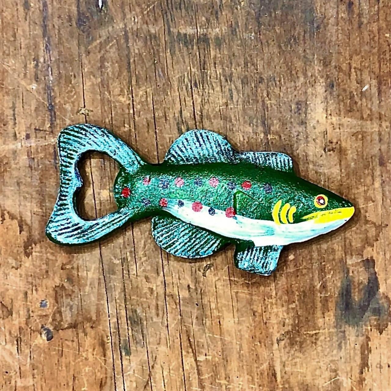 Bottle Opener. Fish 3