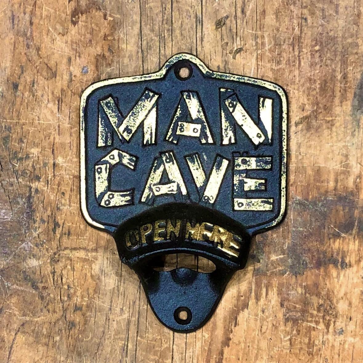 Bottle opener. Man Cave 2