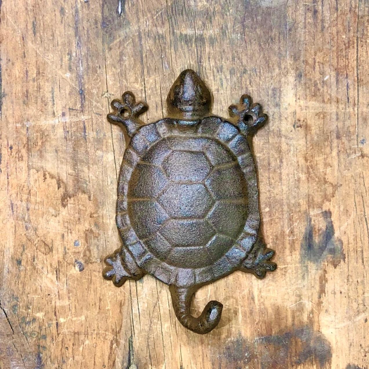 Hook. Turtle Brown 2