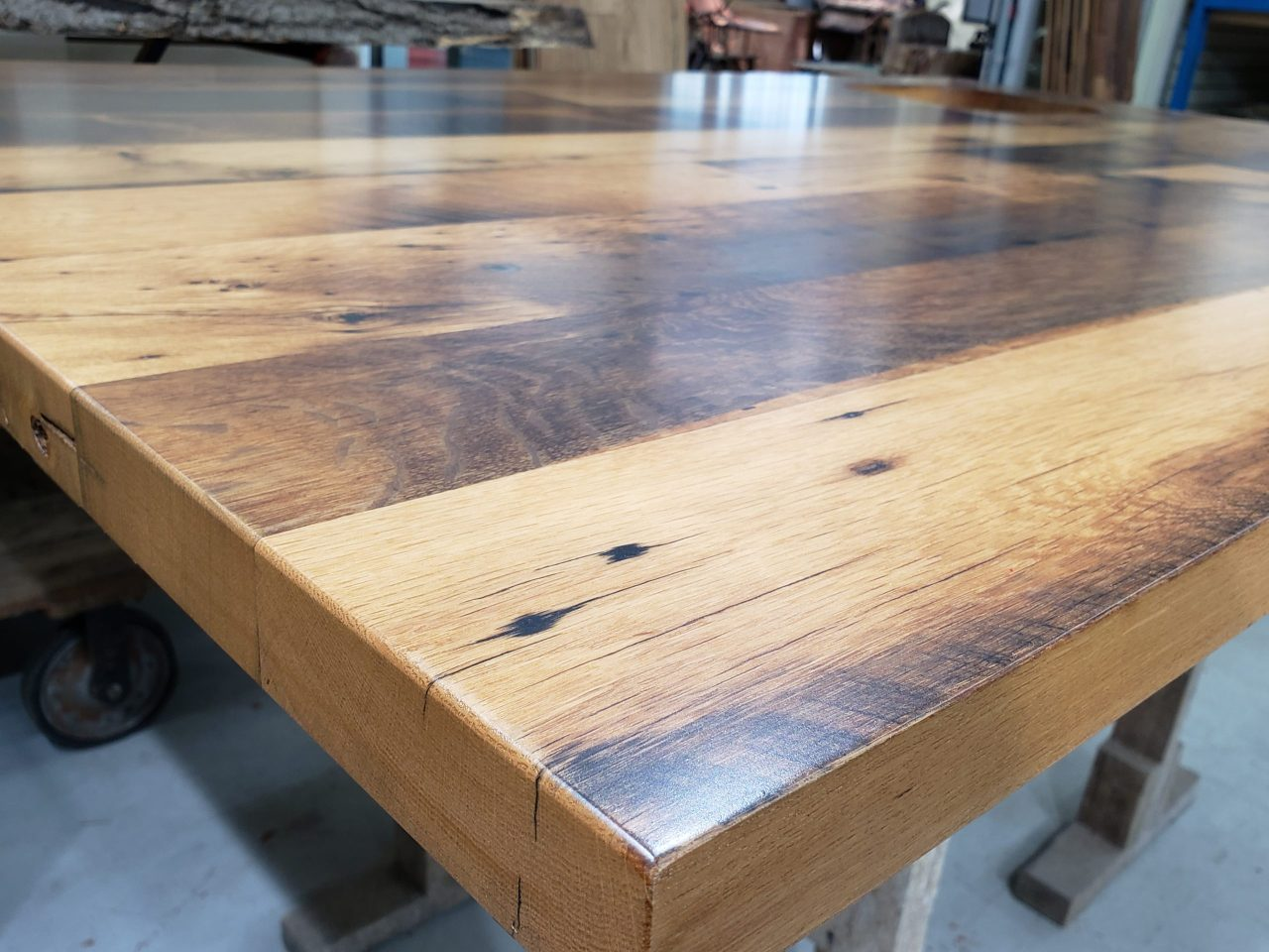 Table Top Reclaimed Wood