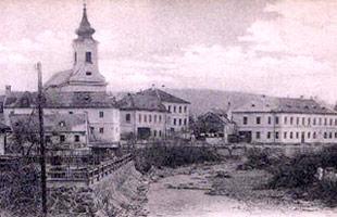 Alland um 1930