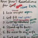 Have you failed your New Year's resolutions yet?