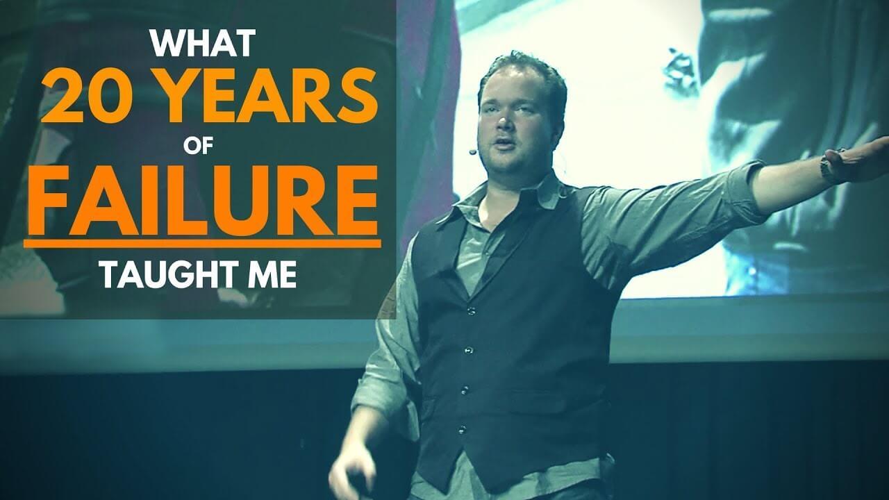 Allan McKay 20 Years of Failure