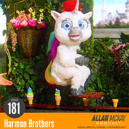 Allan McKay Podcast 181 - Harmon Brothers - Poop To Gold