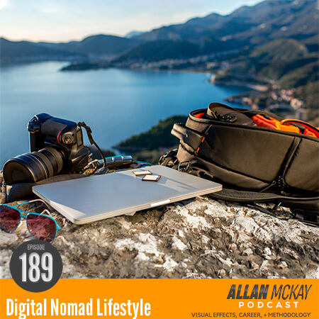 Allan McKay - Digital Nomad