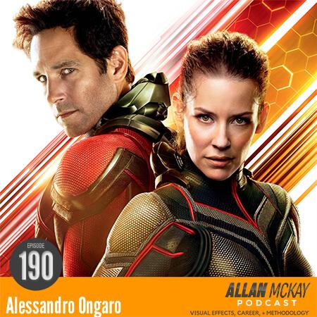 Allan McKay - Alessandro Ongaro