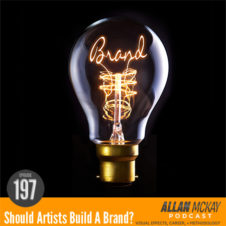 Allan McKay - Should Artists Build a Personal Brand?