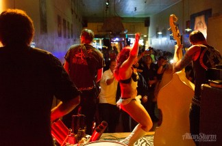 Al Foul & The Shakes, Live at The District, Tucson Arizona, June 8th, 2013 at 12:39 AM