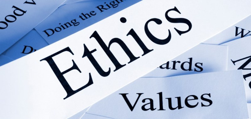 developing a biblical set of ethics