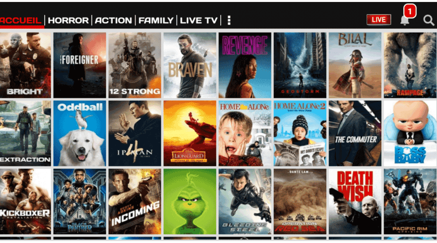 S-Movies Watch Free Unlimited Movies – Live TV IPTV APK + Activation CODE 3