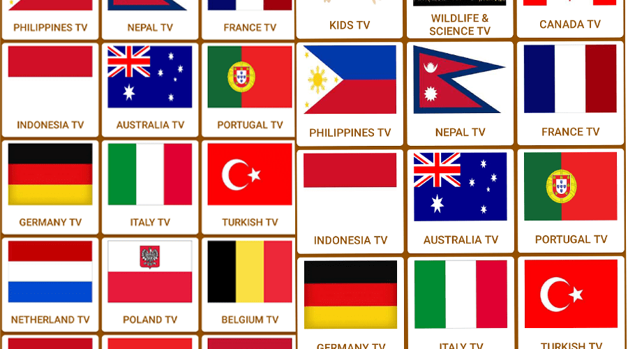 kraken TV New IPTV APK 3