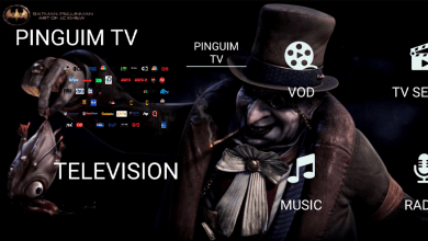 Pinguim TV New Version No need Activation 10