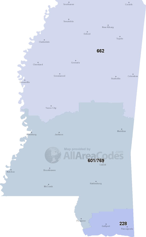 Address Lookup Map