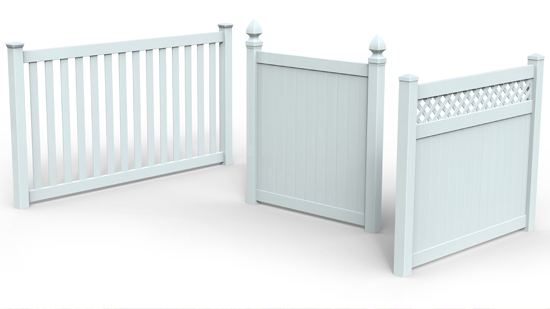 Vinyl Fencing Benefits