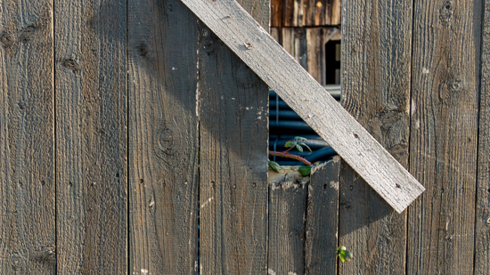 Repairs For Wood Fences