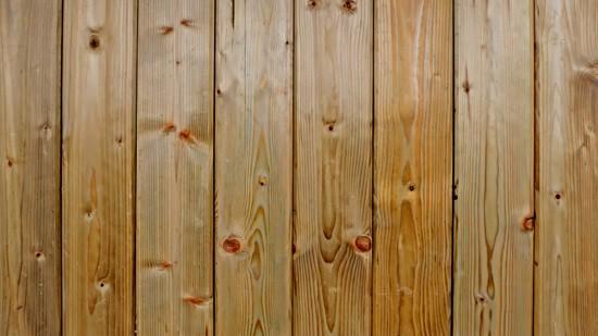 Treated Wood Fences