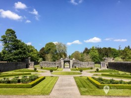 Portumna Castle grounds