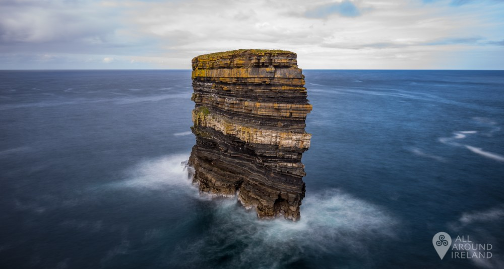 Dun Briste sea stack
