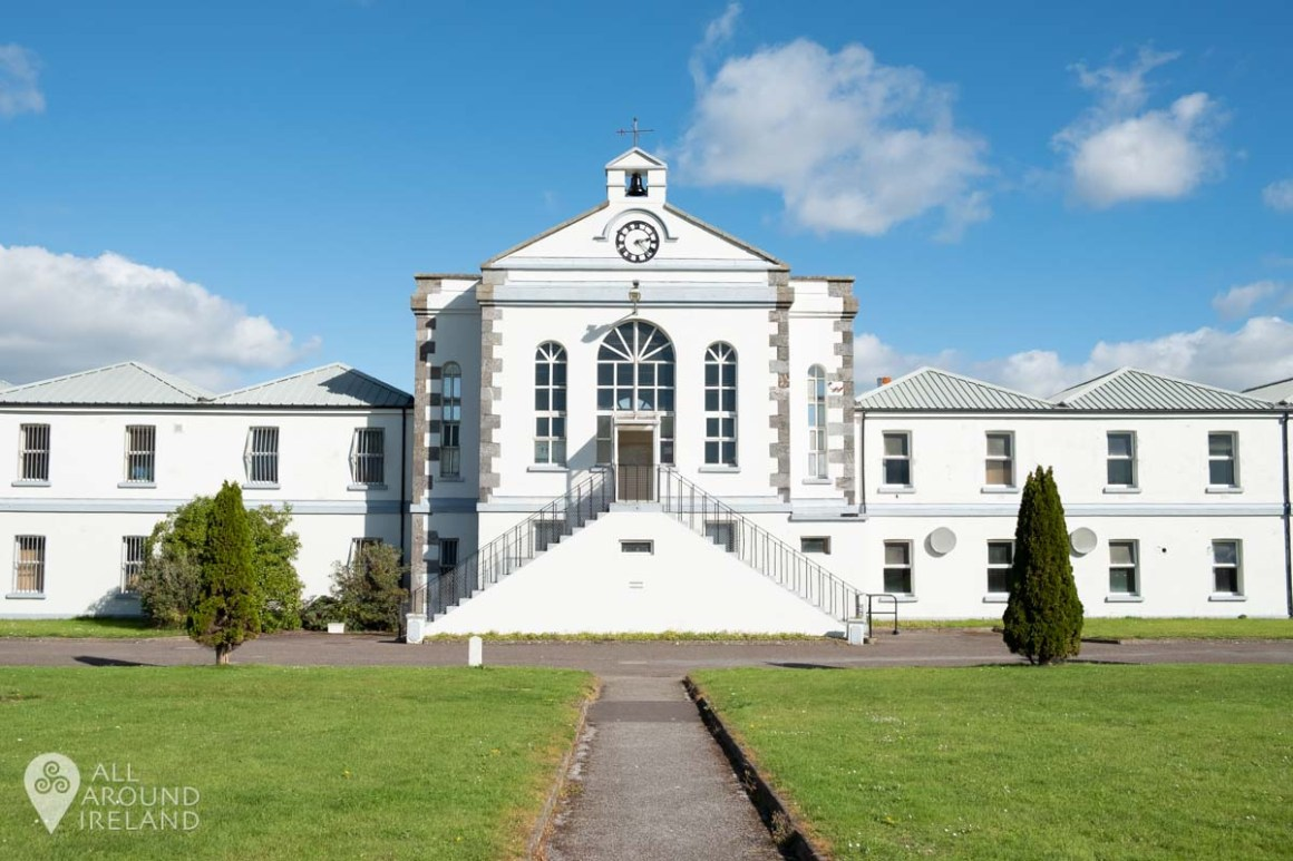 Mitchel Hall on Spike Island which now contains a museum and temporary exhibition spaces