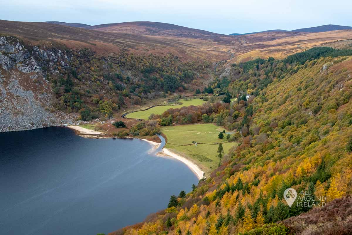 A Tour of the Wicklow Mountains, including Glendalough