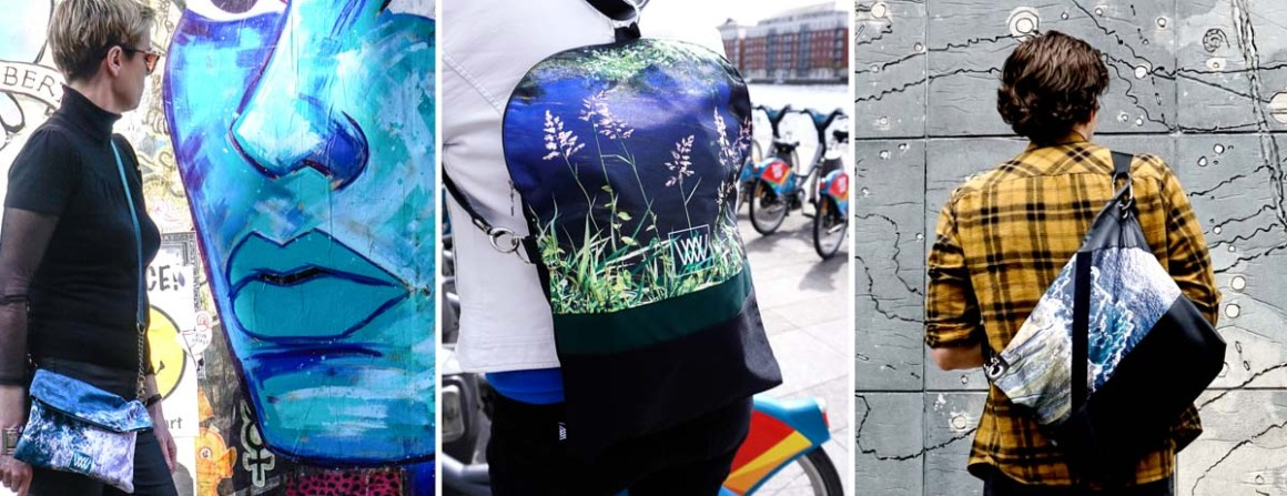 Wild by Water - funky and functional bags for everyday adventures