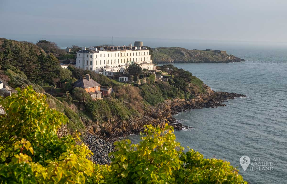Dalkey and Killiney Hill - enjoyable short walks in Dublin
