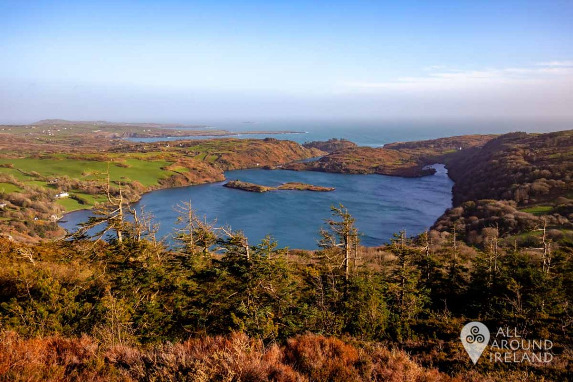 Lough Hyne - Unique things to do in ireland