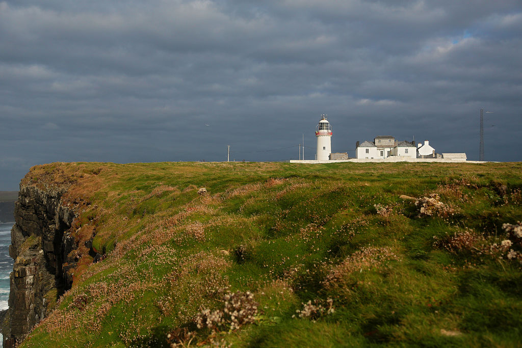 Stay overnight in a lighthouse - unique things to do in Ireland