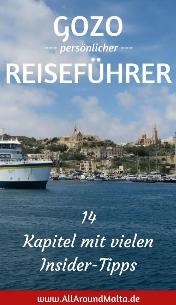 Gozo Urlaub geplant? 15 Dinge, die Du vorher wissen musst!