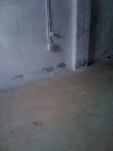 Basement Waterproofing in Howard County, Anne Arundel County, Montgomery County, Anne Arundel County, Prince George's County & Baltimore County
