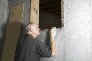 Crawl space encapsulation can reduce a lot of the moisture build up in your home!
