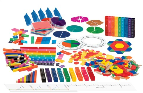 manipulatives in the classrooms
