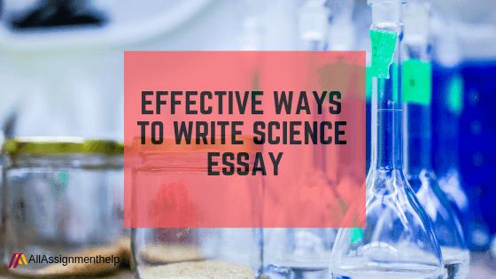 SCIENCE-ESSAY