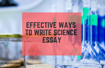 SCIENCE-ESSAY