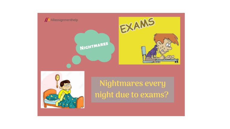 Nightmares-everynight