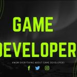 Game developer