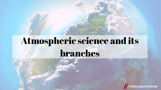 Atmospheric-science