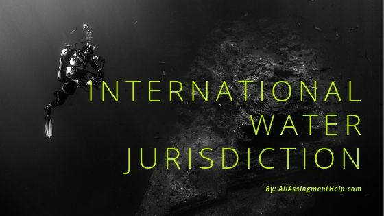 International water jurisdiction