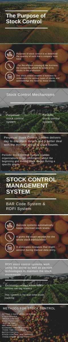 The Purpose of Stock Control