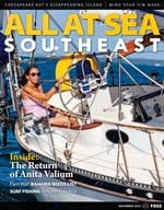 All At Sea - The Southeast's Waterfront Magazine - November 2014