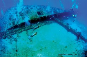Caribbean movie destinations: The Rhone from the movie The Deep. Photo: Armandojenik.com