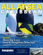 All At Sea - The Caribbean's Waterfront Magazine - January 2017