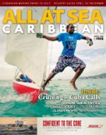 All At Sea - The Caribbean's Waterfront Magazine - April 2017