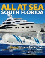 All At Sea - South Florida - August 2017