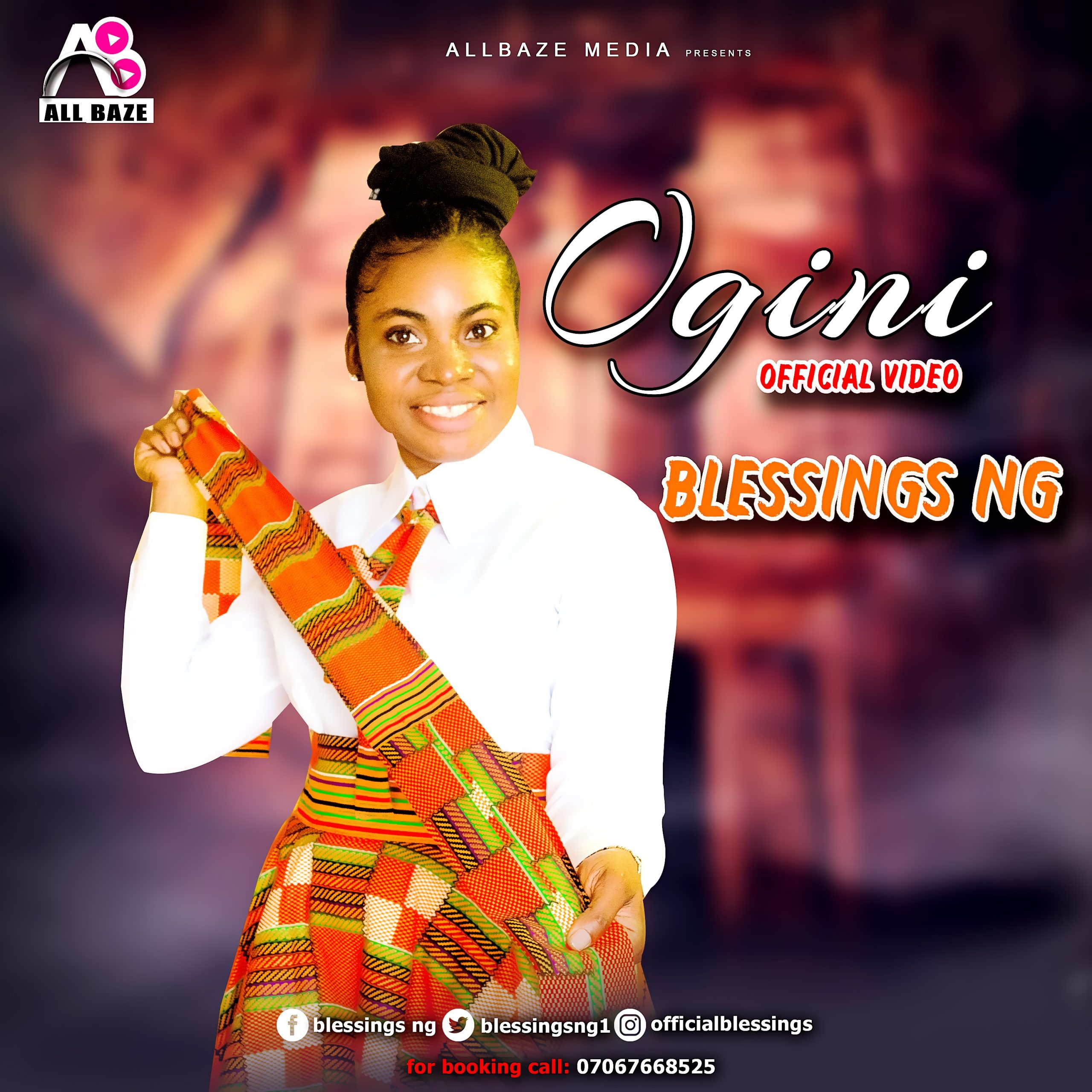 Download Blessings Ng Ogini Video
