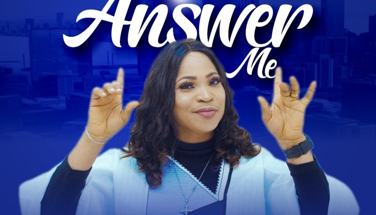 "Blessing Oro – ""He Answer Me"