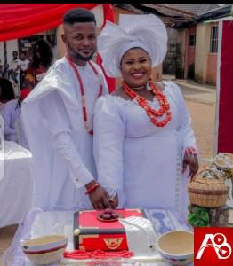 Judikay Wedding